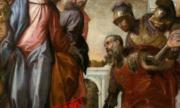 Fede perfetta e fede imperfetta: il miracolo del funzionario di Cafarnao